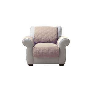 Fine Jeffrey Home Solid Microfiber Chair Furniture Cover Slipcover Beatyapartments Chair Design Images Beatyapartmentscom