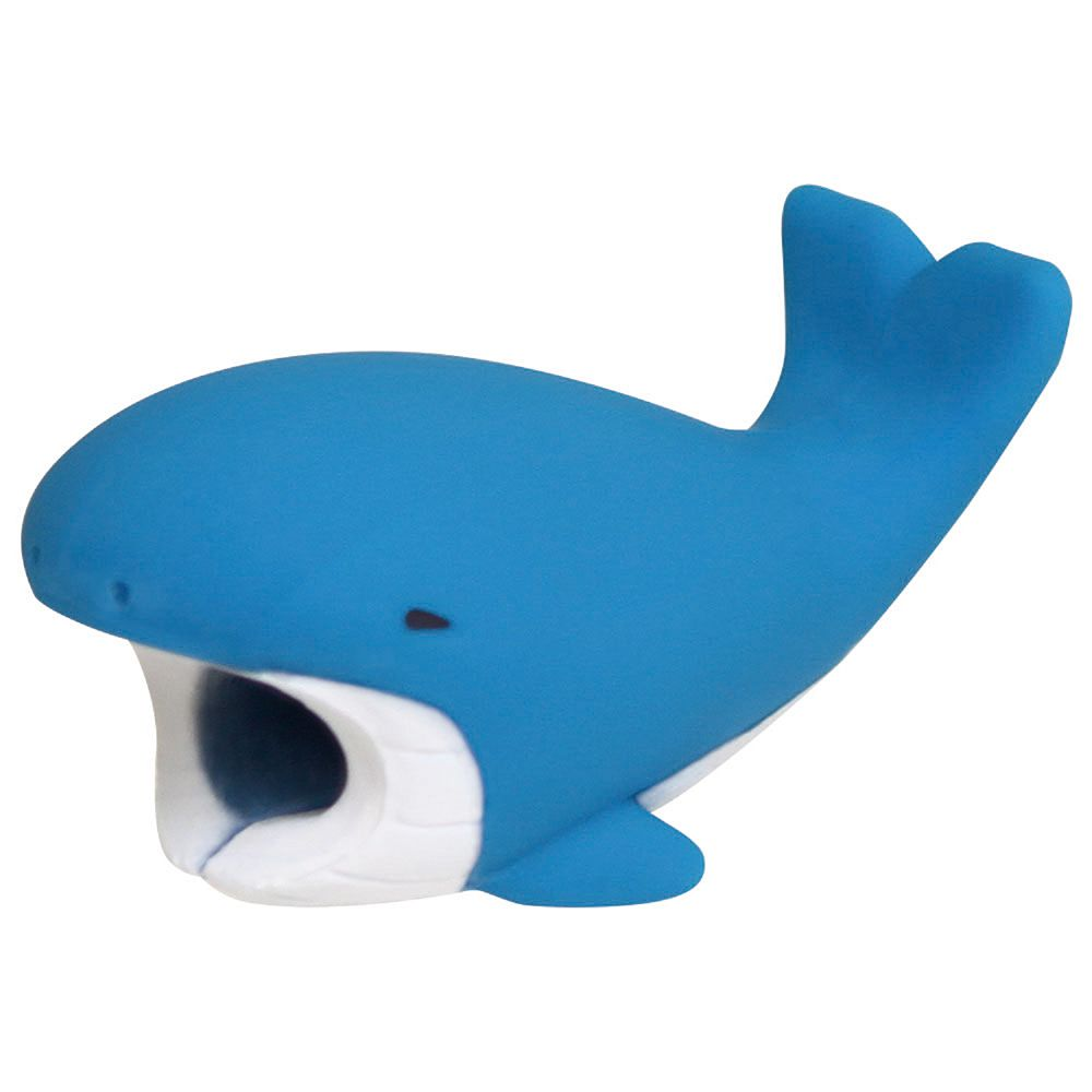 Cable Bite Whale iPhone Accessory