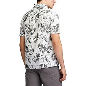 Men's Chaps Classic Fit Go Untucked Outdoor Shirt