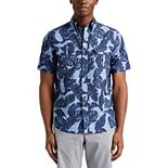 Men's Chaps Go Untucked Classic-Fit Outdoor Button-Down Shirt