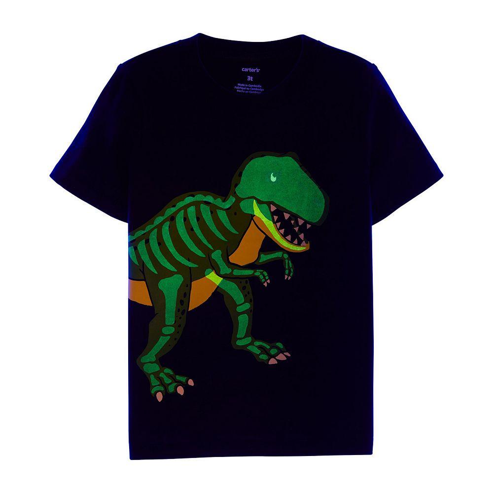 Toddler Boy Carter's T-Rex Dinosaur Graphic Tee