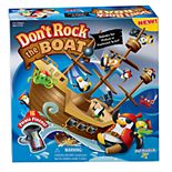 Play Monster Don't Rock the Boat Kids Game