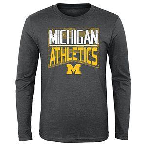 Boys 8-20 Michigan Wolverines Energy Tee