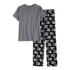 Boys 4-20 Urban Pipeline Soft Microfleece 2-Piece Pajama Set