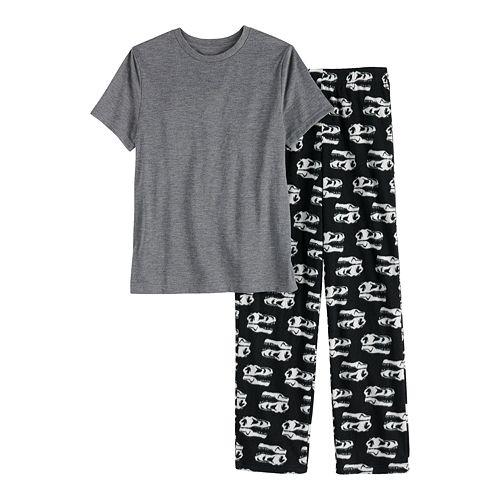 Boys 4-20 Urban Pipeline™ Soft Microfleece 2-Piece Pajama Set