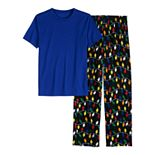Boys 4-20 Urban Pipeline? Soft Microfleece 2-Piece Pajama Set