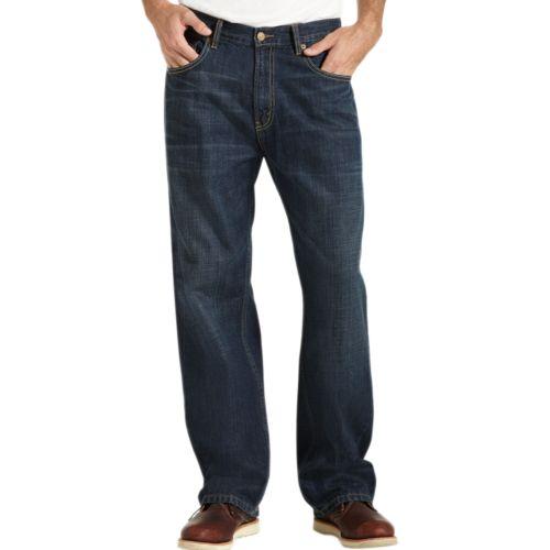 Levi's 569 Loose Straight Fit Jeans - Men