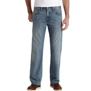 3e5252d6 Men's Levi's® 569™ Stretch Loose-Fit Straight-Leg Jeans