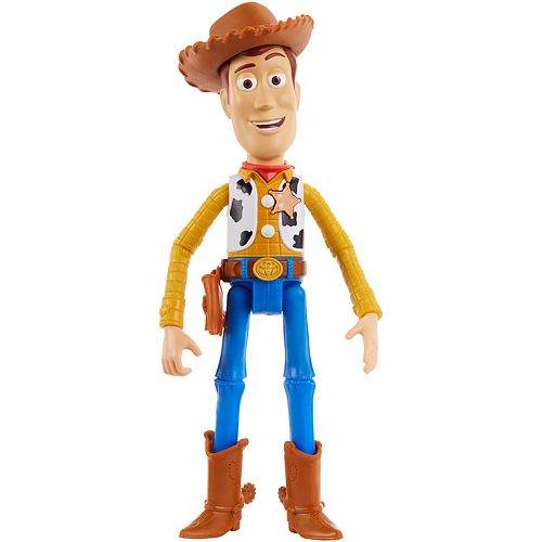 Disney / Pixar Toy Story 4 True Talkers Woody Figure