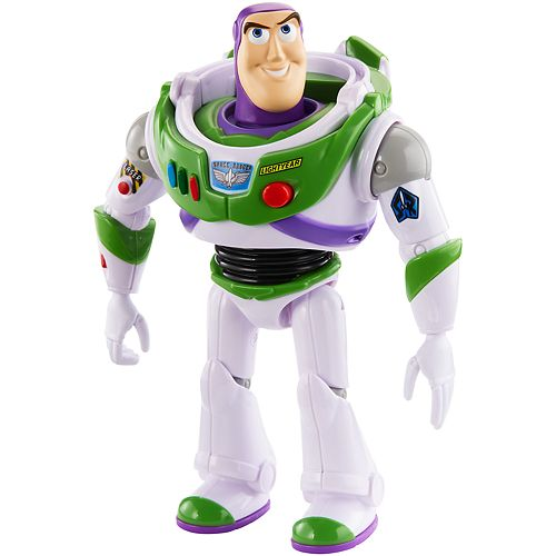 Disney / Pixar Toy Story 4 True Talkers Buzz Lightyear Figure