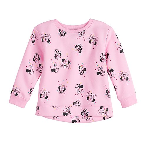 Disney's Minnie Mouse Jumping Beans® Fleece Sweatshirt