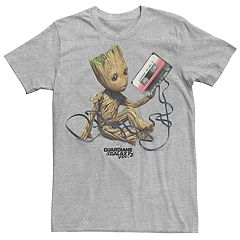 383db0707bf4 Men's Marvel 'Guardians Of The Galaxy 2' Groot Tape Tee