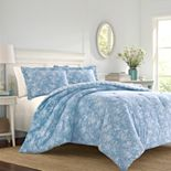 Laura Ashley Walled Garden Comforter Set
