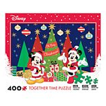 Disney Christmas Together Time 400-pc. Puzzle