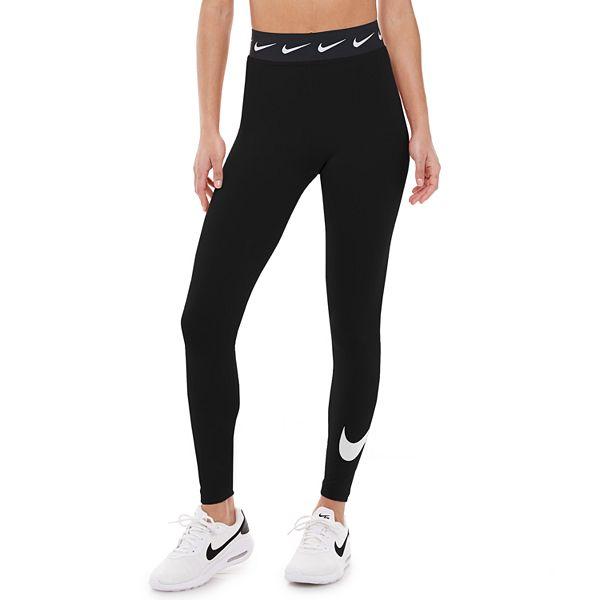 Women S Nike Sportswear Club High Waisted Leggings