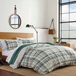 Eddie Bauer Timber Plaid Comforter Set