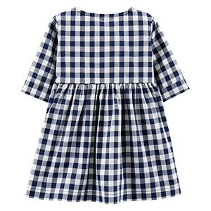 Baby Girl Carter's Gingham Dress