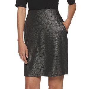 Petite Apt. 9® Tummy Control Pull-On Pencil Skirt