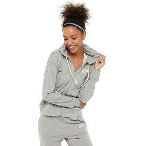 Women's Nike Sportswear Gym Vintage Full-Zip Hoodie