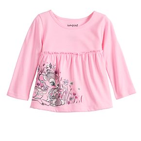 Disney's Bambi Baby Girl Babydoll Top by Jumping Beans®