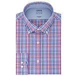Men's IZOD Advantage Performance Slim-Fit Button-Down Collar Wrinkle-Free Dress Shirt