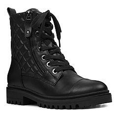 8458c2fdb0a5 Nine West Walan Women's Combat Boots
