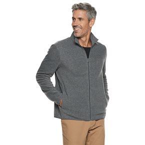 Men's Croft & Barrow® Arctic Fleece Full Zip