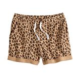 Girls 7-16 SO® French Terry Midi Shorts
