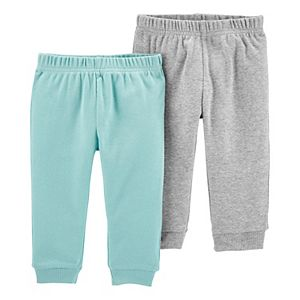 Baby Little Planet Organic by Carter's 2-pack Pants