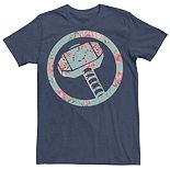 Men's Marvel Thor's Hammer Graphic Tee