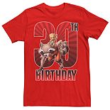 Men's Guardians of the Galaxy 30th Birthday Tee