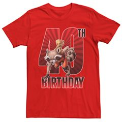 fd9543c734cd Men's Guardians of the Galaxy 40th Birthday Tee