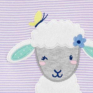 Baby Girl Carter's 3-Piece Sheep Character Set