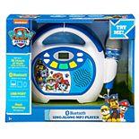 KIDdesigns Paw Patrol Bluetooth Sing-Along MP3 Player