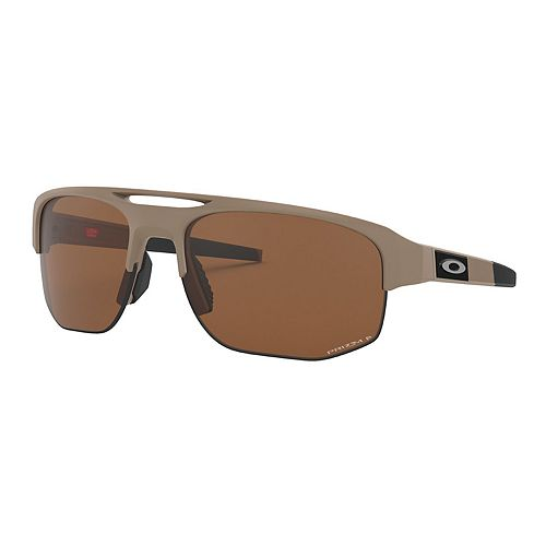 Men's Oakley OO9424 70mm Mercenary Rectangle Polarized Sunglasses