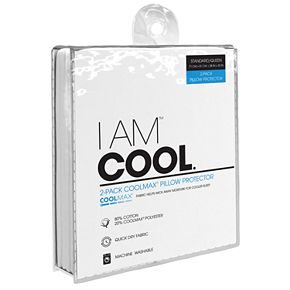 I Am Cool Pillow Protector - 2-pack