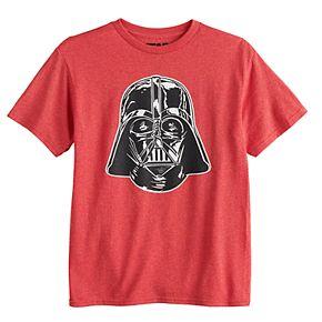 Boys 8-20 Star Wars Darth Vader Tee