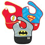 Bumkins Warner Bros. DC Comics SuperBib 3-pack