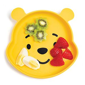 Bumkins Disney Winnie The Pooh Silicone Suction Plate