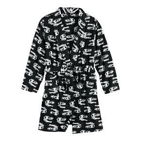 Boys 8-20 Urban Pipeline Microfleece Lightweight Printed Robe