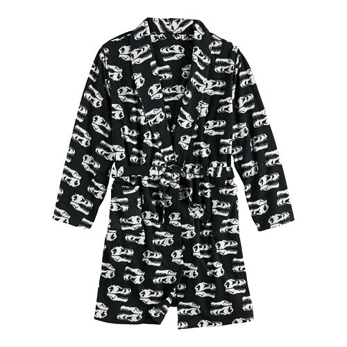 Boys 8-20 Urban Pipeline™ Microfleece Lightweight Printed Robe