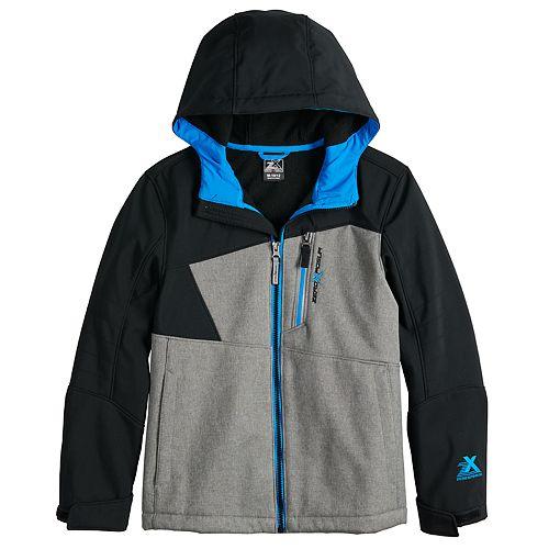 Boys 8-20 ZeroXposur Bergen Softshell Jacket
