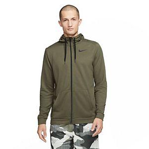 Men's Nike Dri-FIT Full-Zip Training Hoodie