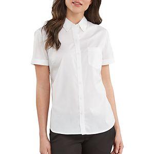 Women's Dickies Stretch Poplin Shirt