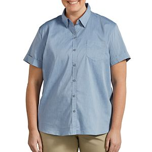 Plus Size Dickies Performance Shirt
