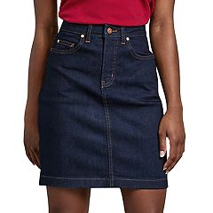 2721192dcf Women's Dickies Perfect Shape Jean Skirt