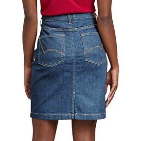 Women's Dickies Perfect Shape Jean Skirt