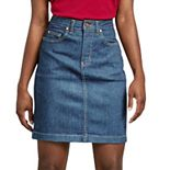 Women's Dickies Perfect Shape Jean Skirt