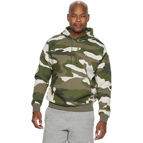 Nike Rival Fleece Camo M