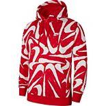 Men's Nike Sportswear Club Printed Pullover Hoodie